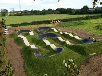 Example of a Pump Track