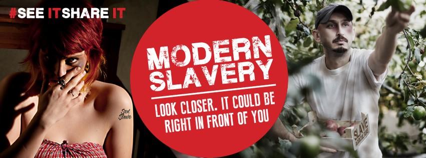Modern Slavery Awareness Ad
