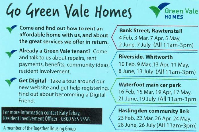 Green Vale Community Van
