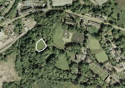 Location of Stubbylee Pump Track