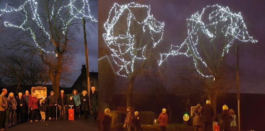 Newchurch Christmas Lights