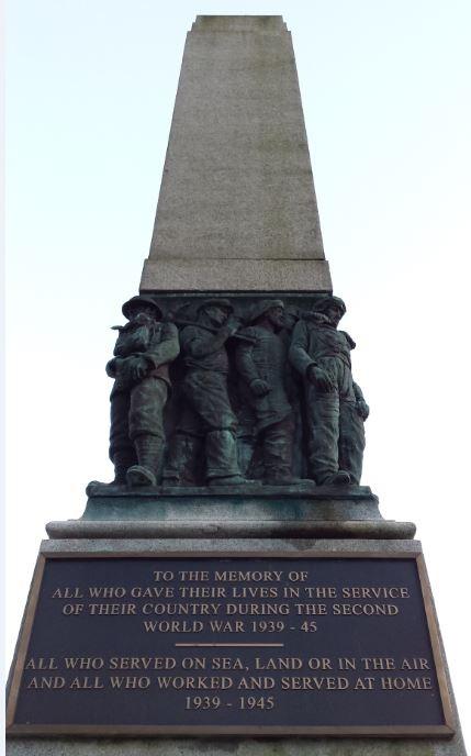 Rawtenstall Cenotaph 2