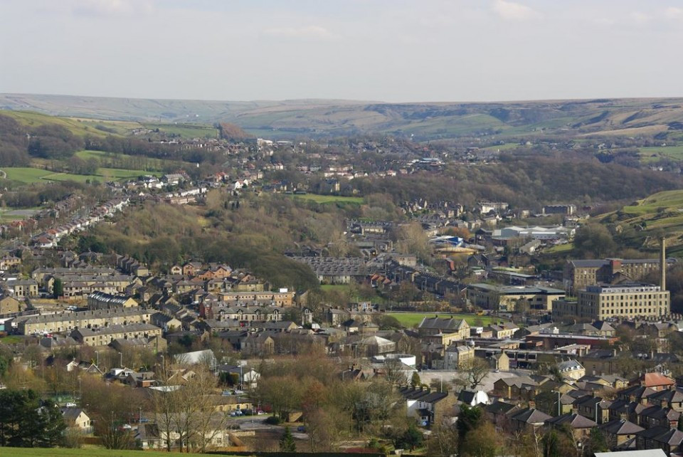 Rawtenstall View