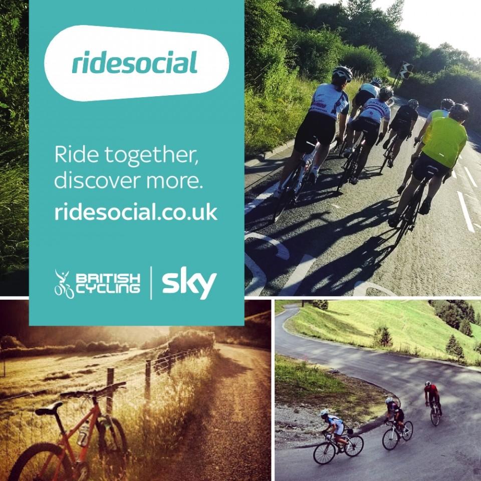 Ride Social Facebook Promo