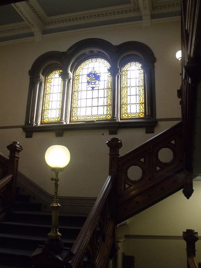 Stubbylee Hall inside