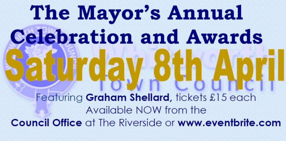 Whitworth Mayor 2017 Annual Celebration