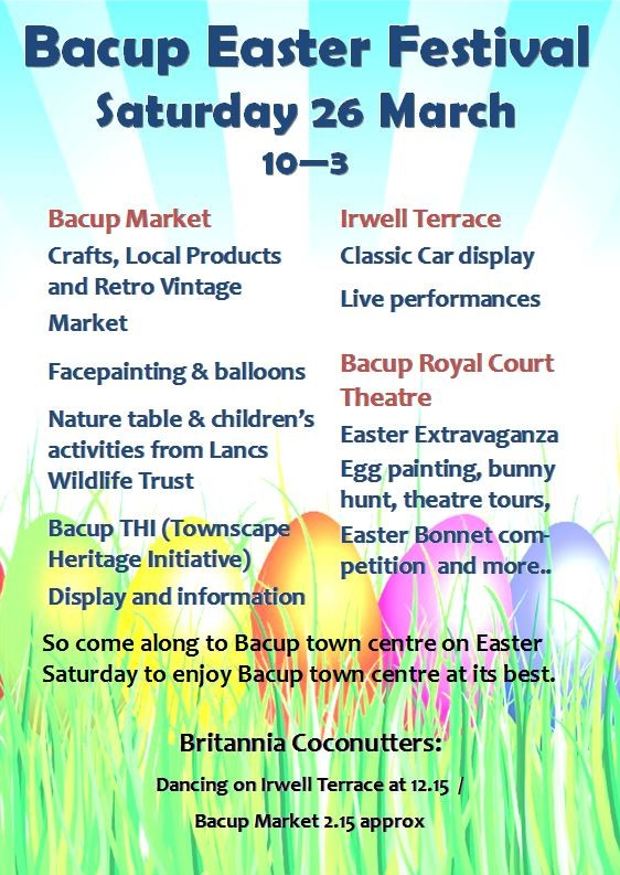 Bacup Easter Festival